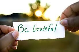 The Art of Gratitude – 2/5 Ways to better mental health
